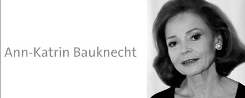 Ann-Katrin Bauknecht